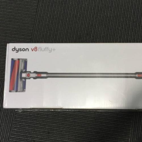 ダイソン Dyson V8 Fluffy+