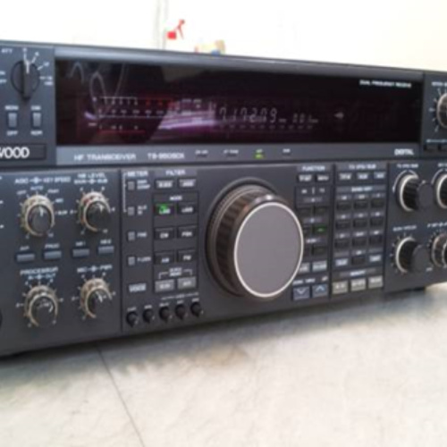 KENWOOD 最高級 HF トランシーバー TS-950SDX