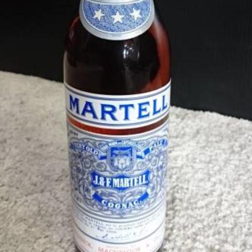 古酒 MARTELL マーテル COGNAC 特級 720ml 未開栓